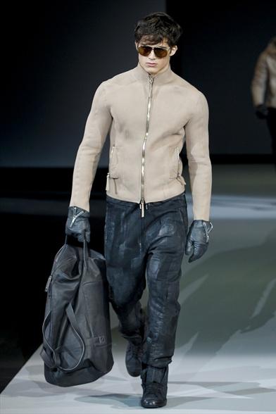 Одежда Armani 2014.