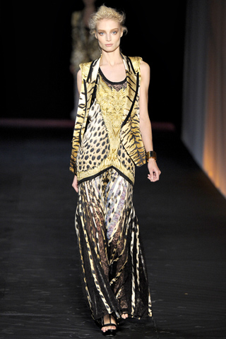 Платья Roberto Cavalli 2012