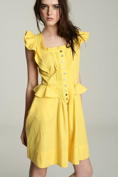 Красивые летние платья 2014