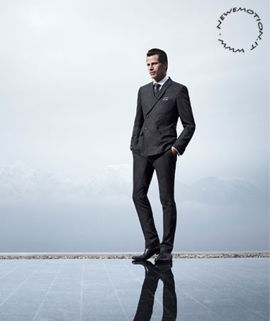 Мужской каталог Hugo Boss