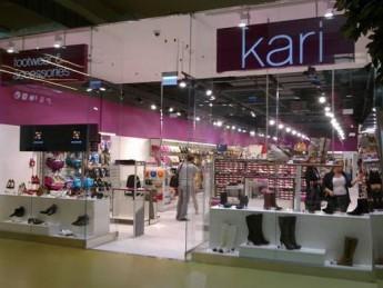 Официальный сайт обуви Kari