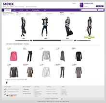 Официальный сайт Mexx
