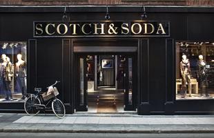 Scotch & Soda магазины одежды. Где купить в Москве.
