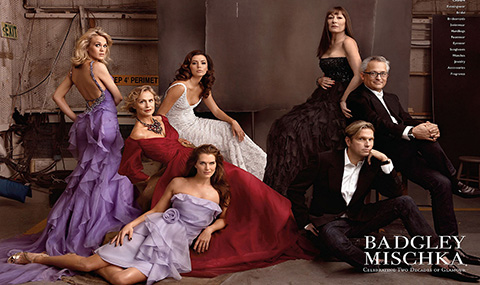 ICONIX BRAND GROUP BADGLEY MISCHKA
