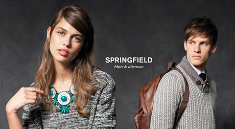 Springfield clothing catalog 2014