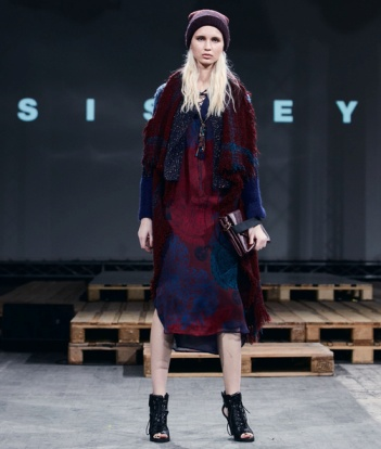 Одежда Sisley 2016-2017. Каталог интернет магазина. Фото и цены
